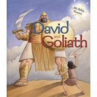 My Bible Stories: David and Goliath (BOK)