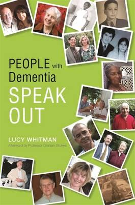 People with Dementia Speak Out (BOK)