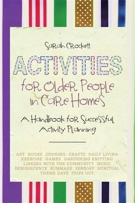 Activities for Older People in Care Homes (BOK)