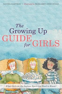 Growing Up Guide for Girls (BOK)