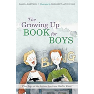 Growing Up Book for Boys (BOK)