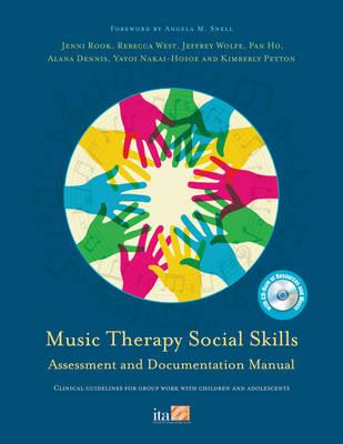 Music Therapy Social Skills Assessment and Documentation Man (BOK)