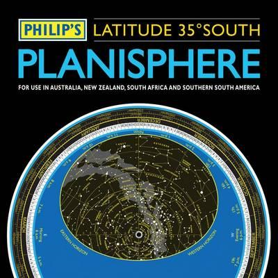 Philip's Planisphere (latitude 35 South): for Use in Australia, New Zealand, South Africa and Southe (BOK)