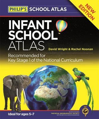 Philip's Infant School Atlas (BOK)
