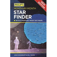 Philip's Month-by-Month Star Finder (BOK)