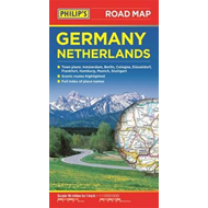 Philip's Germany and Netherlands Road Map (BOK)