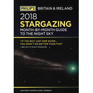Philip's 2018 Stargazing Month-by-Month Guide to the Night S (BOK)