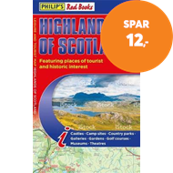 Produktbilde for Philip's Highlands of Scotland: Leisure and Tourist Map 2020 Edition - Leisure and Tourist Map (BOK)