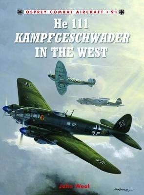 He 111 Kampfgeschwader in the West (BOK)