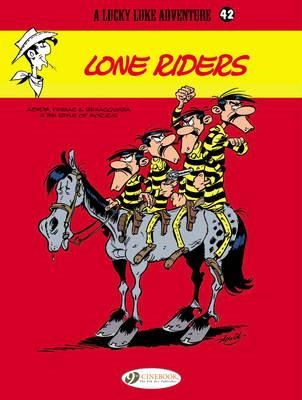 Lucky Luke: 42: Lone Riders (BOK)