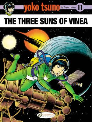 Three Suns of Vinea (BOK)