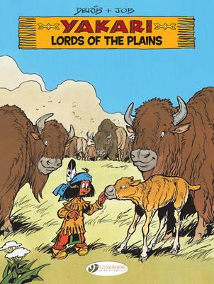 Lords of the Plain (BOK)