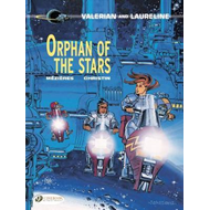 Valerian: 17 Orphan of the Stars (BOK)