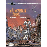 Valerian: 18 In Uncertain Times (BOK)