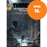 Produktbilde for Thorgal Vol.18: the Kingdom Beneath the Sand (BOK)