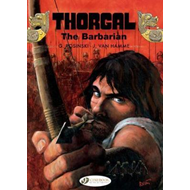 Produktbilde for Thorgal Vol.19: the Barbarian (BOK)