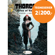 Produktbilde for Thorgal Vol. 20: Kriss Of Valnor (BOK)