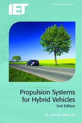 Propulsion Systems for Hybrid Vehicles (BOK)