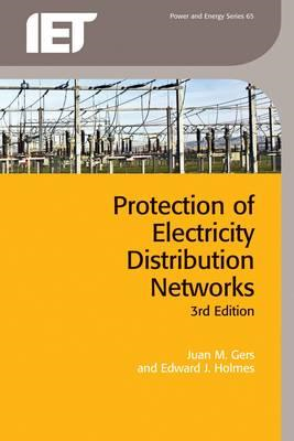 Protection of Electricity Distribution Networks (BOK)