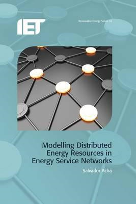 Modelling Distributed Energy Resources in Energy Service Networks (BOK)