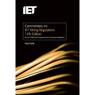 Commentary on IET Wiring Regulations  (BS 7671:2008+A3:2015 (BOK)