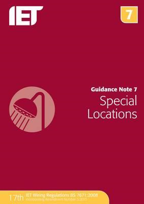 Guidance Note 7: Special Locations (BOK)