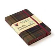 Kinloch Anderson: Waverley Genuine Tartan Cloth Commonplace (BOK)