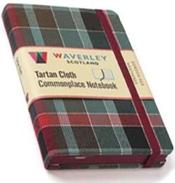 Gordon Red Weathered: Waverley Genuine Tartan Cloth Commonpl (BOK)