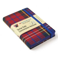 MacPherson Red: Waverley Genuine Tartan Cloth Commonplace No (BOK)