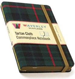 Stewart Hunting: Waverley Genuine Tartan Cloth Commonplace N (BOK)