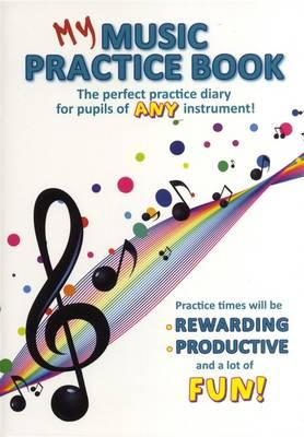 My Music Practice Book (BOK)