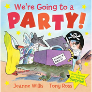 We're Going to a Party! (BOK)