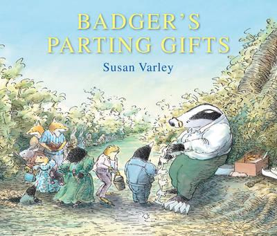 Badger's Parting Gifts (BOK)