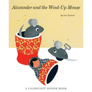 Alexander and the Wind-up Mouse (BOK)