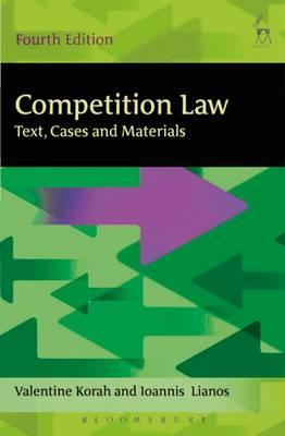 Competition Law (BOK)