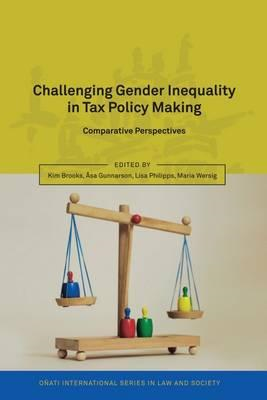 Challenging Gender Inequality in Tax Policy Making: Comparative Perspectives (BOK)