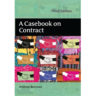 Casebook on Contract (BOK)