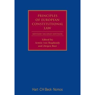 Principles of European Constitutional Law (BOK)