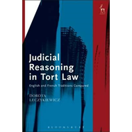 Judicial Reasoning in Tort Law (BOK)
