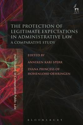 Protection of Legitimate Expectations in Administrative Law (BOK)
