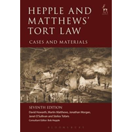 Hepple and Matthews' Tort Law (BOK)