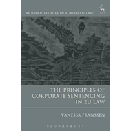 Principles of Corporate Sentencing in EU Law (BOK)
