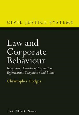 Law and Corporate Behaviour (BOK)