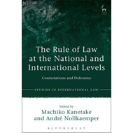 Rule of Law at the National and International Levels (BOK)