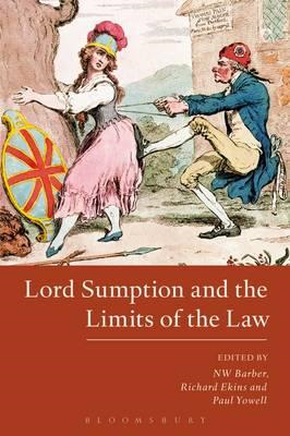 Lord Sumption and the Limits of the Law (BOK)