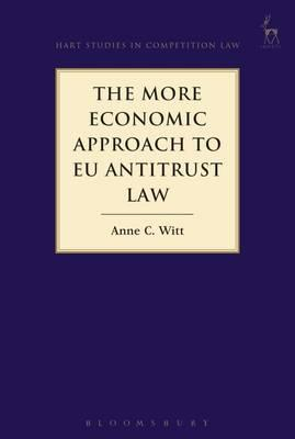 More Economic Approach to EU Antitrust Law (BOK)