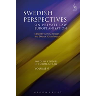 Swedish Perspectives on Private Law Europeanisation (BOK)