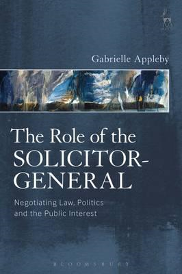 Role of the Solicitor-General (BOK)