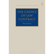 Choice of Law Contract (BOK)