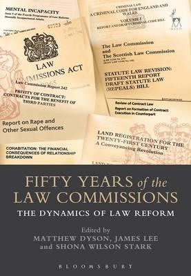 Fifty Years of the Law Commissions (BOK)